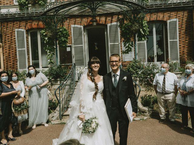 Le mariage de Simone et Lydiane à Paris, Paris 128