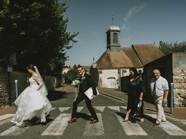 Le mariage de Simone et Lydiane à Paris, Paris 130