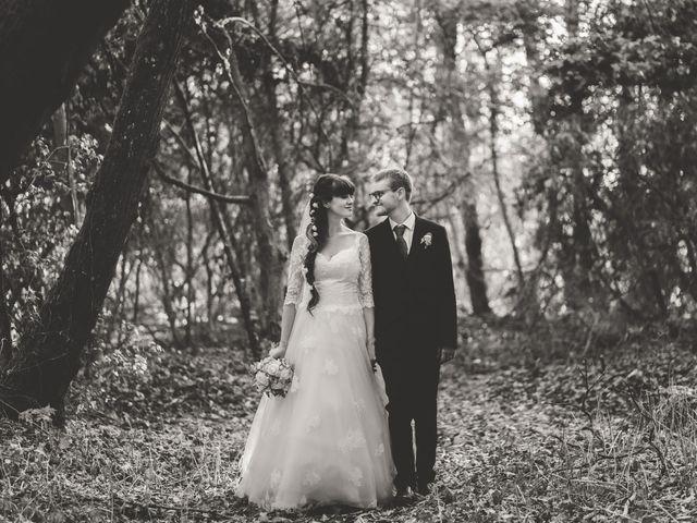Le mariage de Lydiane et Simone