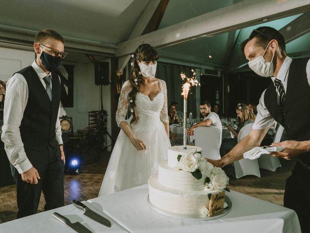 Le mariage de Simone et Lydiane à Paris, Paris 256