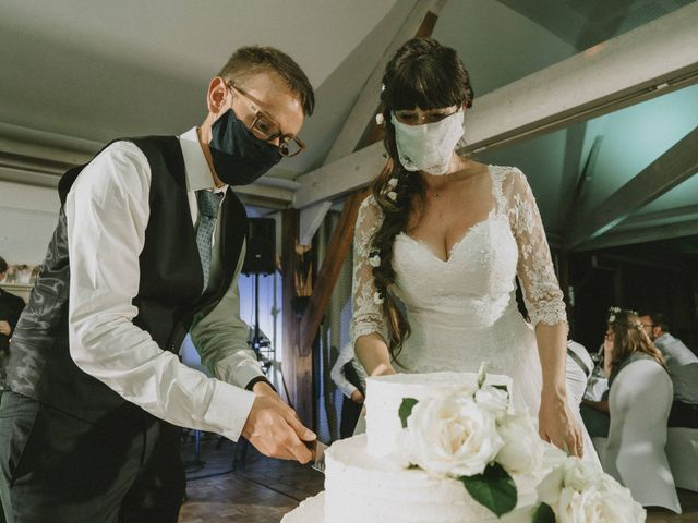 Le mariage de Simone et Lydiane à Paris, Paris 257
