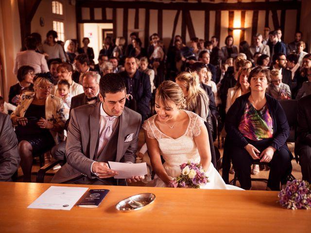 Le mariage de Julien et Marie à Neufchâtel-en-Bray, Seine-Maritime 20