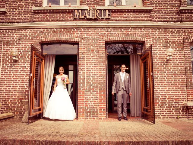 Le mariage de Julien et Marie à Neufchâtel-en-Bray, Seine-Maritime 21
