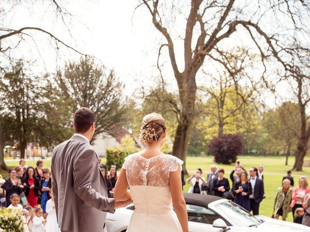 Le mariage de Julien et Marie à Neufchâtel-en-Bray, Seine-Maritime 23