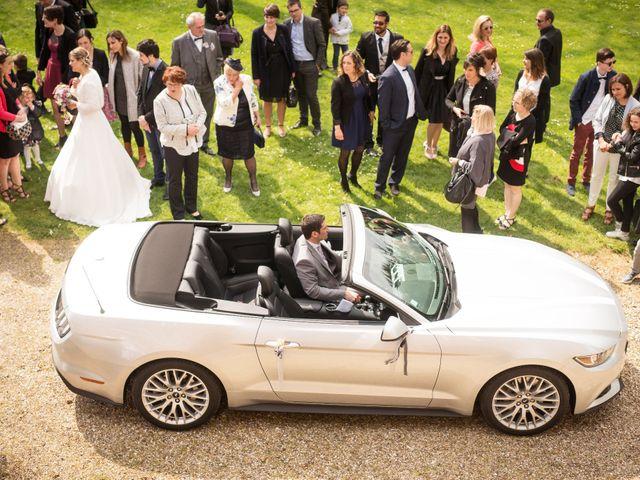 Le mariage de Julien et Marie à Neufchâtel-en-Bray, Seine-Maritime 31