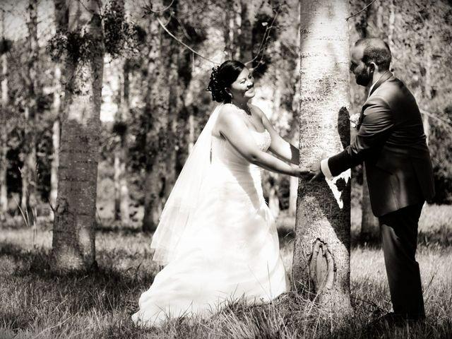 Le mariage de Bruno et May-Nsia à Marcilly-en-Villette, Loiret 5