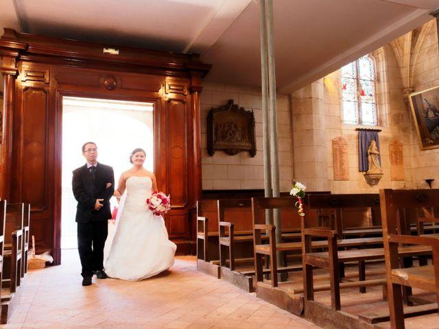Le mariage de Bruno et May-Nsia à Marcilly-en-Villette, Loiret 8