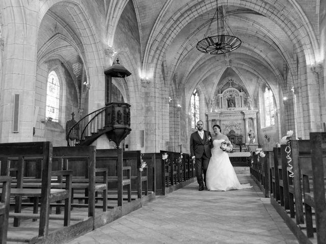 Le mariage de Bruno et May-Nsia à Marcilly-en-Villette, Loiret 11