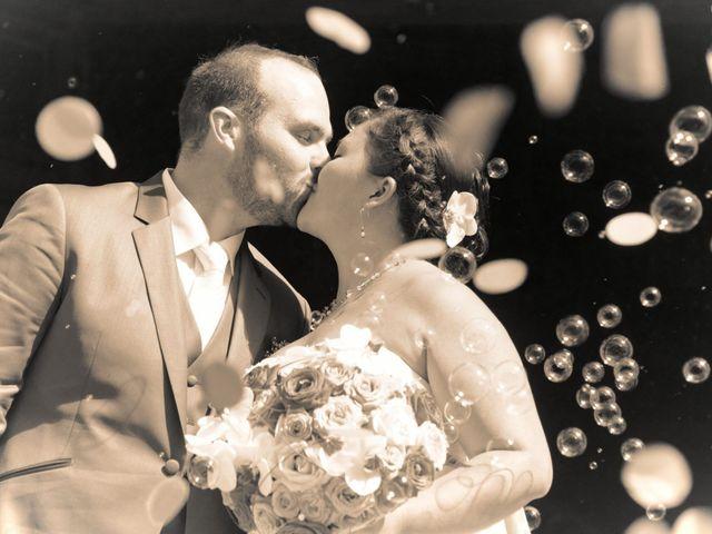 Le mariage de Bruno et May-Nsia à Marcilly-en-Villette, Loiret 12