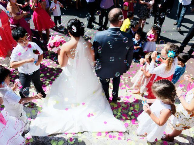 Le mariage de Bruno et May-Nsia à Marcilly-en-Villette, Loiret 13