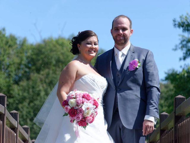 Le mariage de Bruno et May-Nsia à Marcilly-en-Villette, Loiret 21