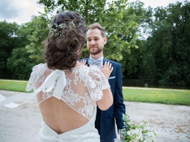 Le mariage de Mickaël et Alexia à Rambouillet, Yvelines 29