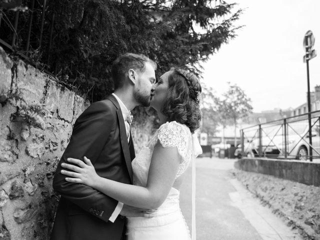 Le mariage de Mickaël et Alexia à Rambouillet, Yvelines 35