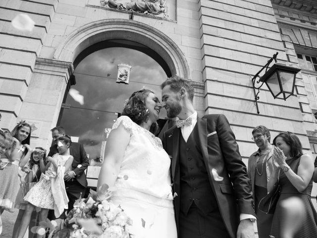 Le mariage de Mickaël et Alexia à Rambouillet, Yvelines 39