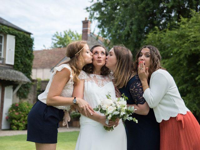 Le mariage de Mickaël et Alexia à Rambouillet, Yvelines 72
