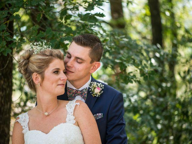Le mariage de Julien et Camille à Revel, Haute-Garonne 31