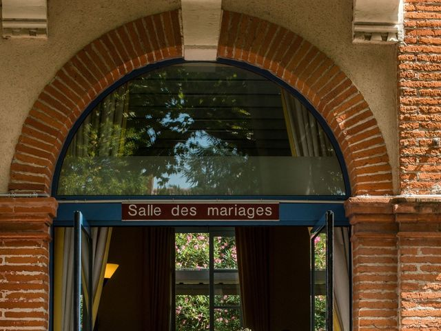 Le mariage de Julien et Camille à Revel, Haute-Garonne 34