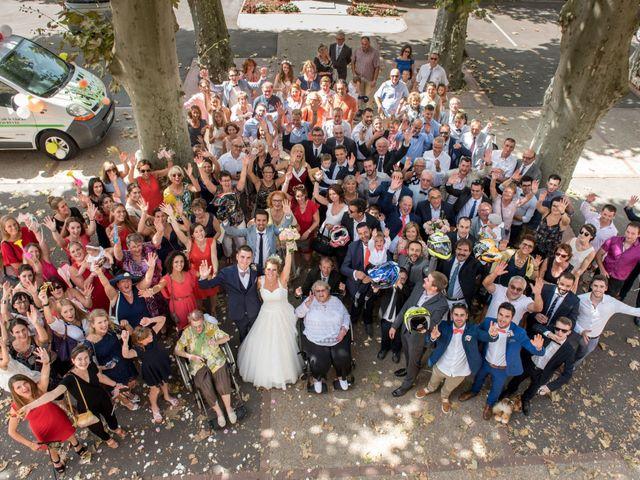 Le mariage de Julien et Camille à Revel, Haute-Garonne 40