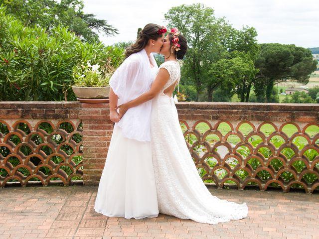 Le mariage de Noémie et Daisy