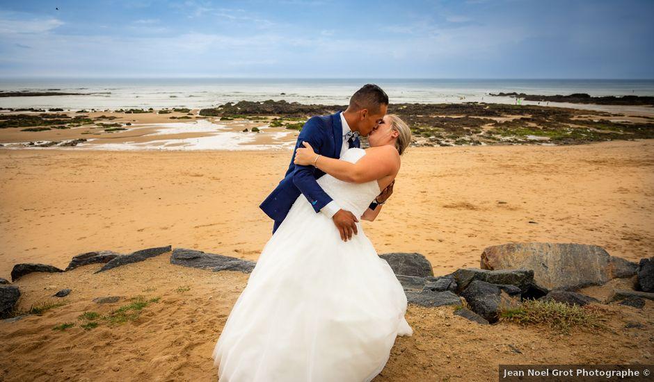 Le mariage de muller et Noelle à Guérande, Loire Atlantique