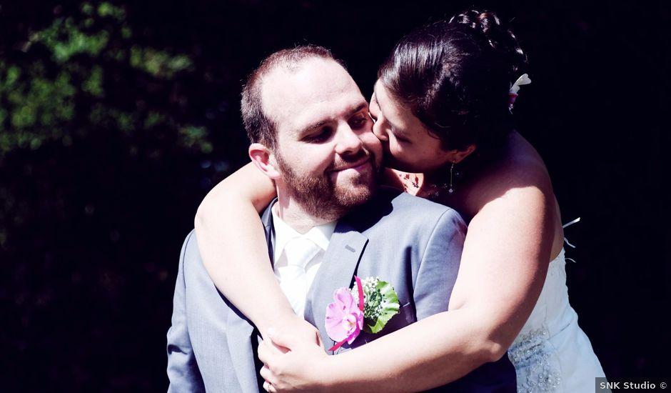 Le mariage de Bruno et May-Nsia à Marcilly-en-Villette, Loiret