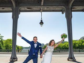 Le mariage de Viki et Kevin 1