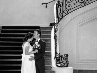 Le mariage de Cristina et Jonathan 1