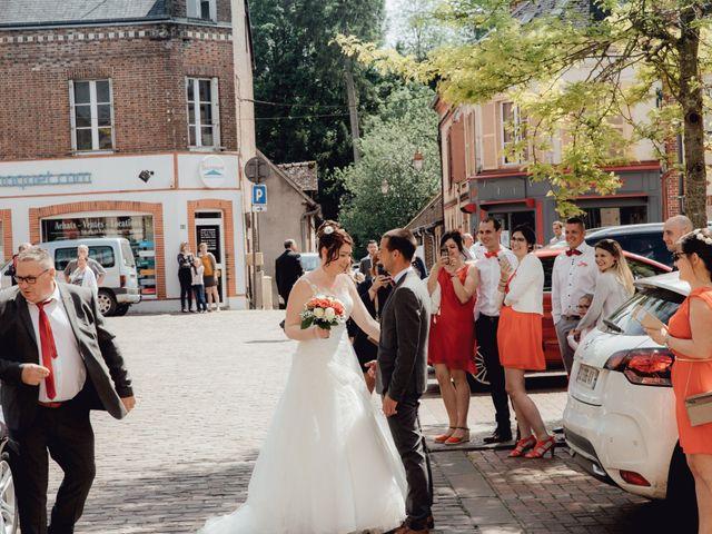 Le mariage de Arnaud  et Charlotte  à Rugles, Eure 5