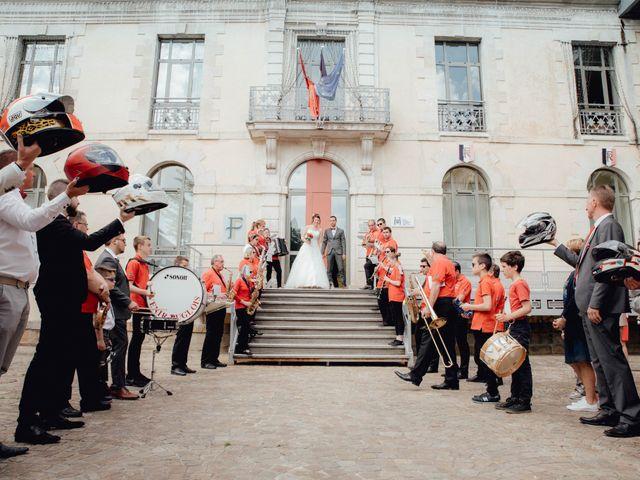 Le mariage de Arnaud  et Charlotte  à Rugles, Eure 16