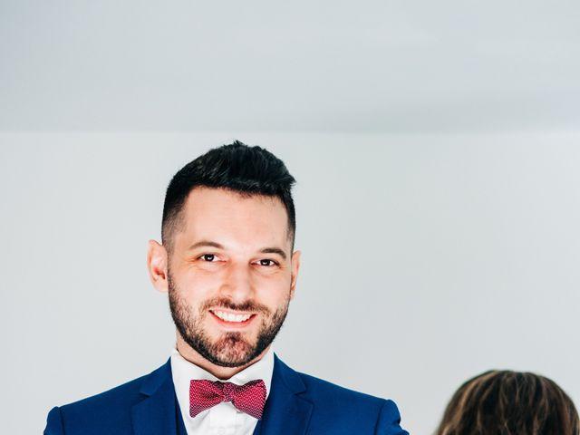 Le mariage de Christopher et Célia à Vonnas, Ain 9