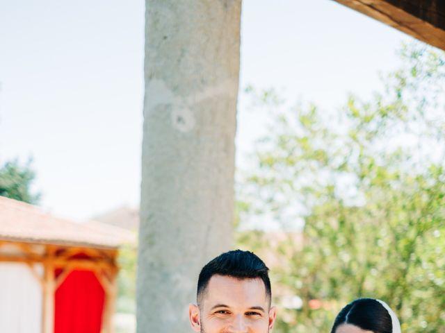 Le mariage de Christopher et Célia à Vonnas, Ain 19
