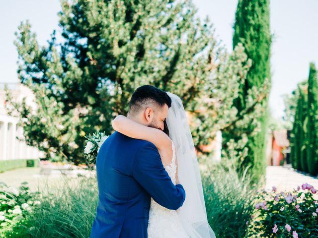 Le mariage de Christopher et Célia à Vonnas, Ain 20