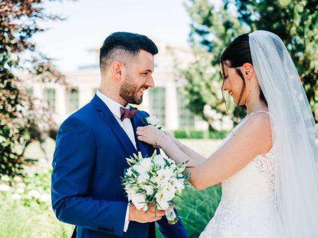 Le mariage de Christopher et Célia à Vonnas, Ain 21