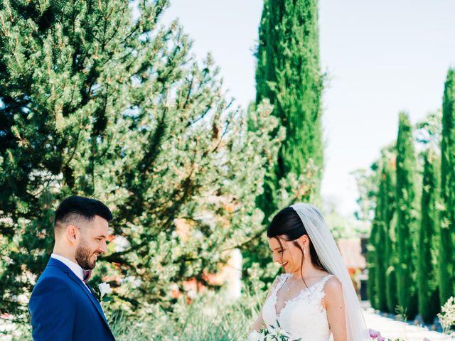 Le mariage de Christopher et Célia à Vonnas, Ain 23