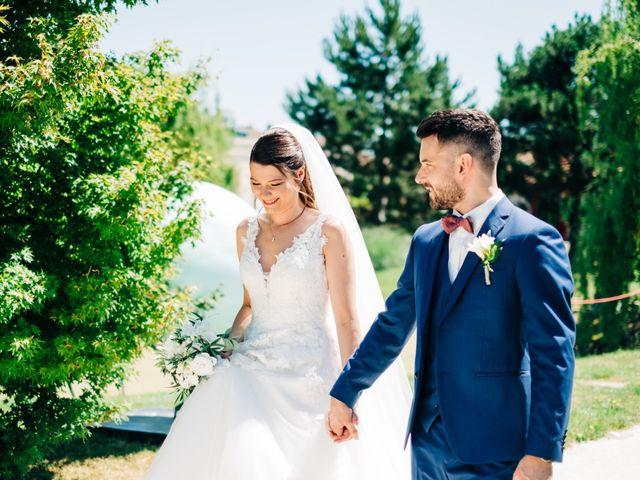 Le mariage de Christopher et Célia à Vonnas, Ain 24