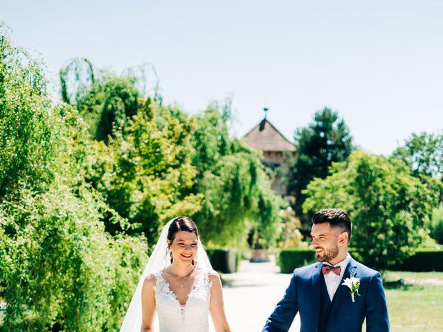 Le mariage de Christopher et Célia à Vonnas, Ain 25
