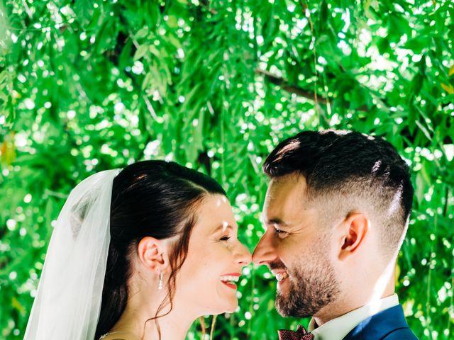Le mariage de Christopher et Célia à Vonnas, Ain 26