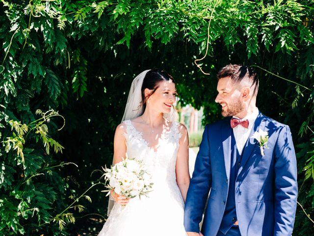 Le mariage de Christopher et Célia à Vonnas, Ain 1