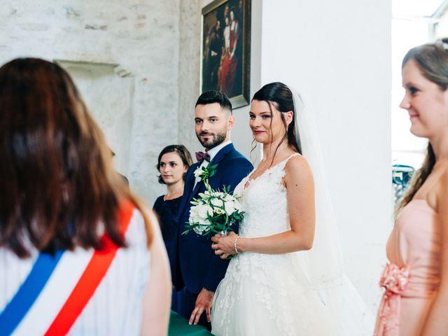 Le mariage de Christopher et Célia à Vonnas, Ain 29