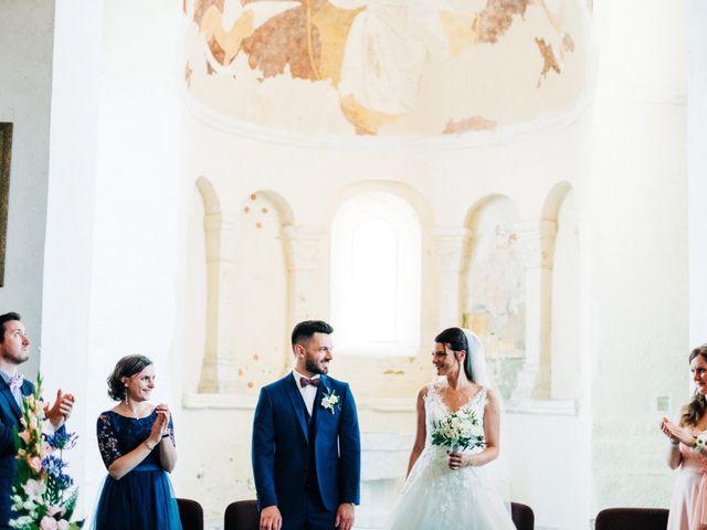 Le mariage de Christopher et Célia à Vonnas, Ain 30