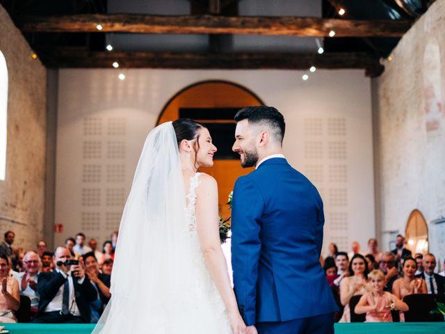 Le mariage de Christopher et Célia à Vonnas, Ain 31