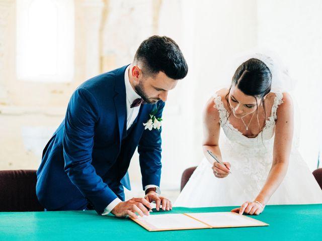 Le mariage de Christopher et Célia à Vonnas, Ain 32