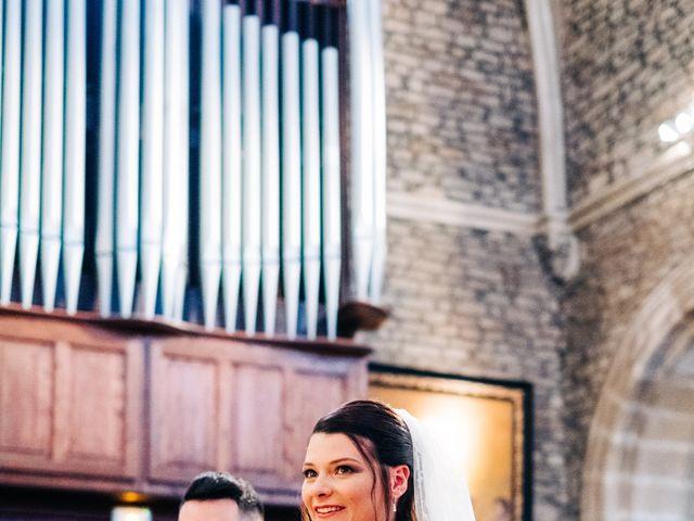 Le mariage de Christopher et Célia à Vonnas, Ain 36