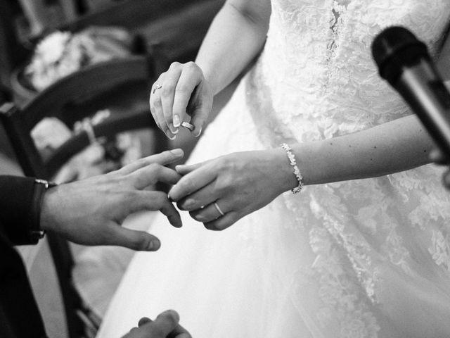 Le mariage de Christopher et Célia à Vonnas, Ain 37