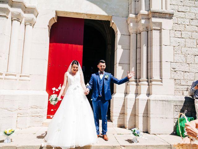 Le mariage de Christopher et Célia à Vonnas, Ain 38