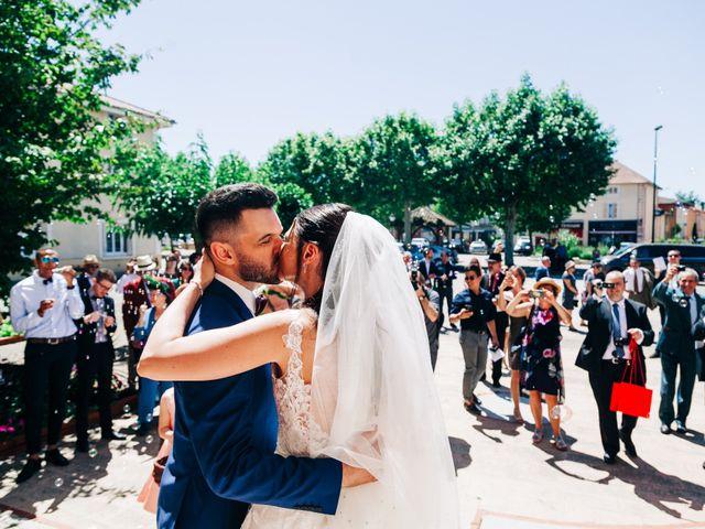 Le mariage de Christopher et Célia à Vonnas, Ain 39
