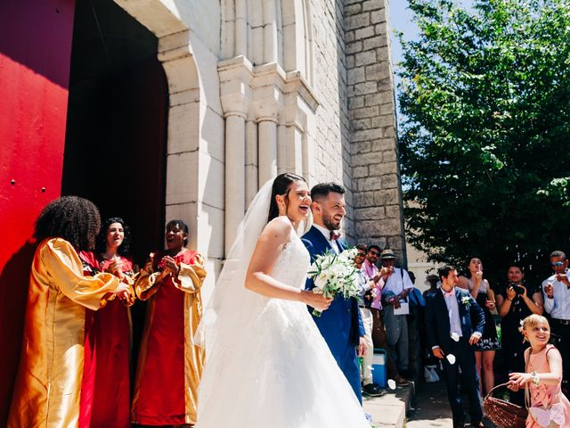 Le mariage de Christopher et Célia à Vonnas, Ain 41