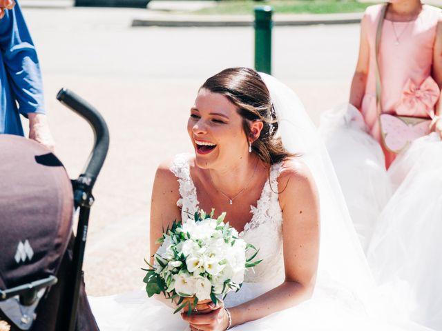 Le mariage de Christopher et Célia à Vonnas, Ain 42