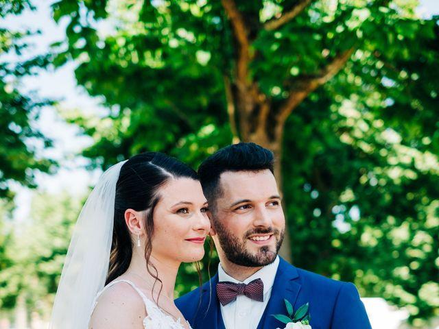 Le mariage de Christopher et Célia à Vonnas, Ain 43