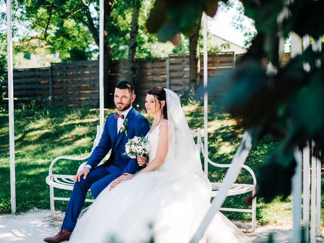 Le mariage de Christopher et Célia à Vonnas, Ain 49